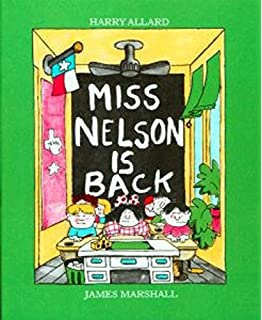 Miss Nelson Is Missing Pdf