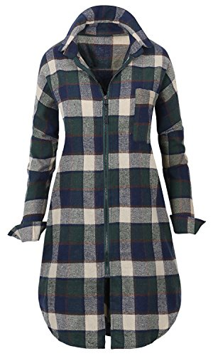 Checkered Duster - 3