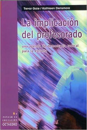 La implicación del profesorado: Ocatedro Ediciones ...