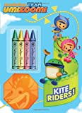 Kite Riders! (Team Umizoomi), Golden Books Staff, 037586119X