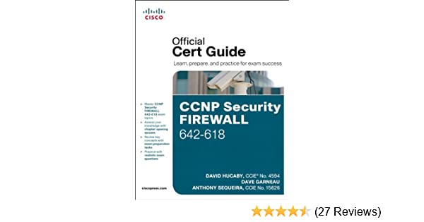 amazon com ccnp security firewall 642 618 official cert guide ccnp rh amazon com ccnp security firewall instructor lab manual Cisco CCNA Lab