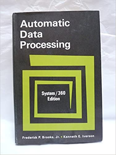 image for Automatic Data Processing: System/360