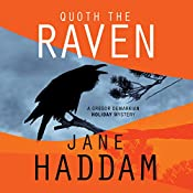 Quoth the Raven: The Gregor Demarkian Holiday Mysteries, Book 4 | Jane Haddam