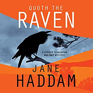 Quoth the Raven Audiobook