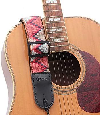 Correa de la Guitarra acústica Guitarra eléctrica de Estilo ...