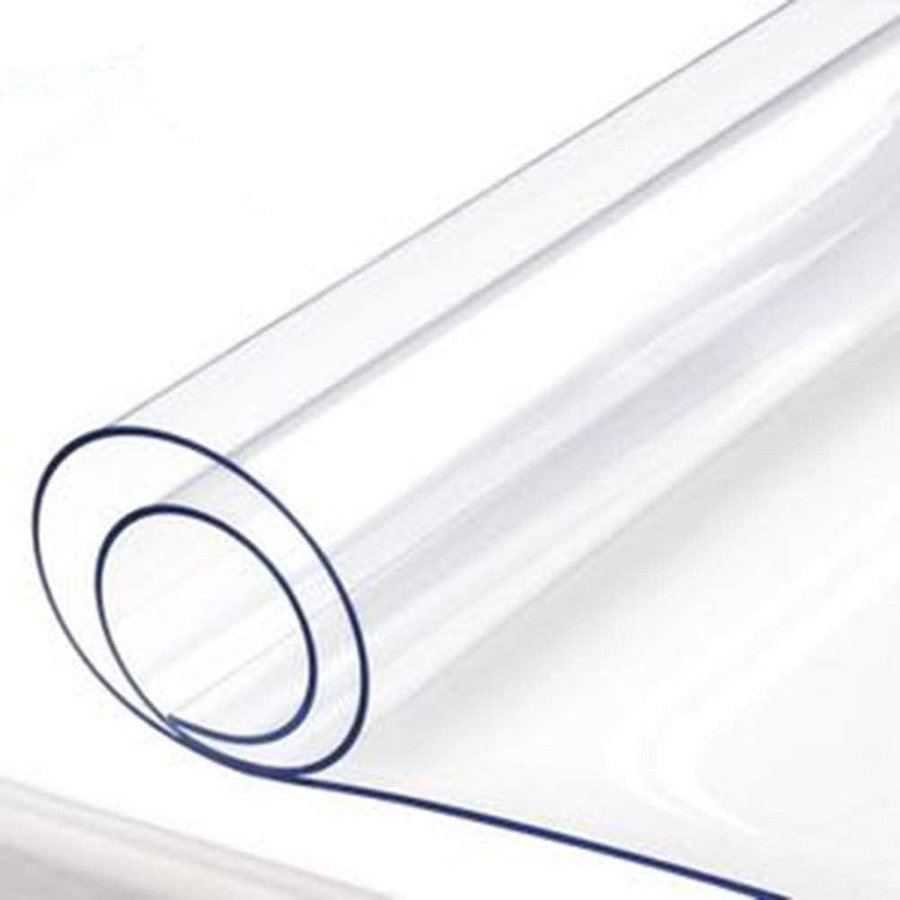 ZHANGGUOHUA Lona Transparente PVC Impermeable Espesar Lienzo al Aire Libre Balcón Ventana Suculentas Jardinería Protector Solar Impermeable a Prueba de Viento A Prueba de Viento