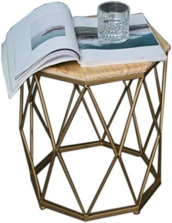 JCNFA TABLES Table Basse Ronde Table D\'appoint Octogonale En ...