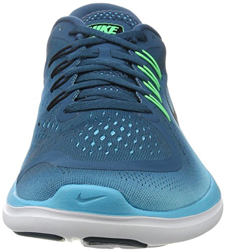 Sense Chaussures black De Running Shoe Blue Men's Nike Blue Rn Multicolore chlorine legion Free Homme Fitness wOYWqt