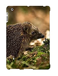 Case Provided For Ipad 2/3/4 Protector Case Hedgehog Phone Cover With Appearance
