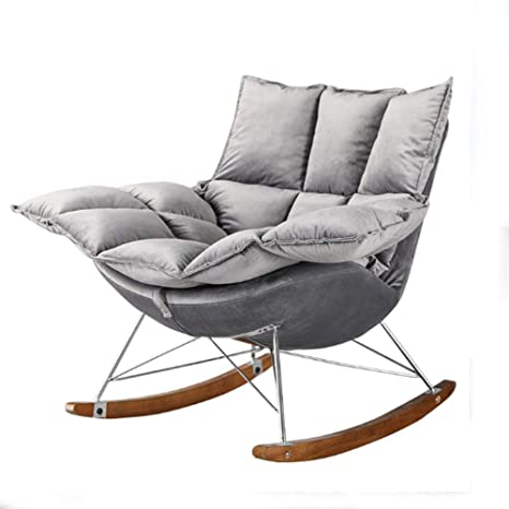 Amazon HENRYY Rocking Chair Home Modern Nordic Home