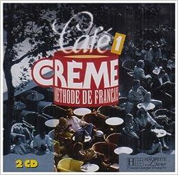Cafe creme audio.