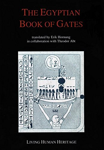 The Egyptian Book of Gates (Egyptian Book Of Gates)