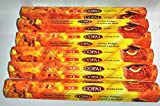 Copal Incense, 120 verillas, Purifies, Protects, Offered To The Souls, Brand G. R India