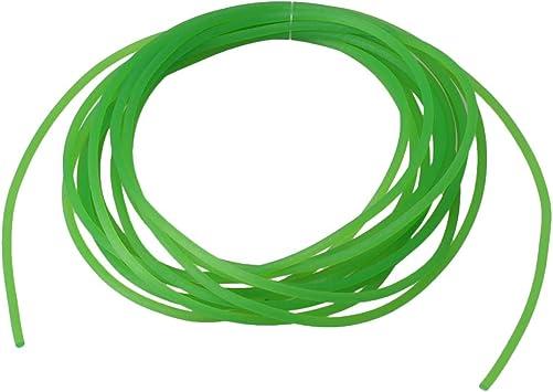BQLZR - Cinturón redondo de poliuretano, 300 cm de largo, 2 mm de ...