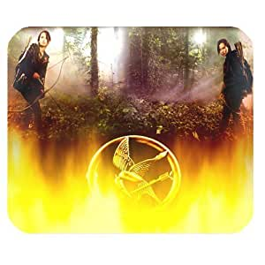 Custom The Hunger Games Mouse Pad Gaming Rectangle Mousepad CM-940