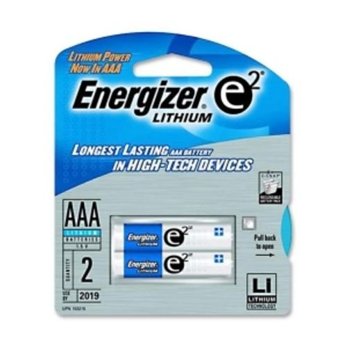 Energizer L92BP-2 Energizer e2 Lithium Battery