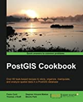 PostGIS Cookbook Front Cover