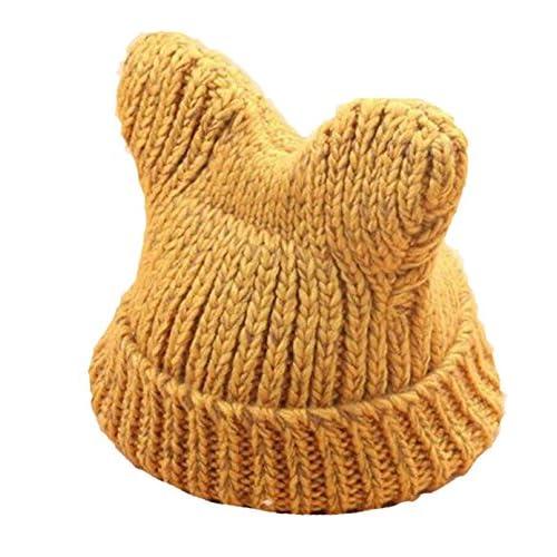Chic Tejer Invierno Gorro De Lana Orecchiette Infantil - www ... 1a6591439e4