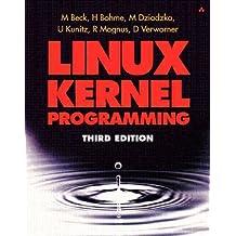Linux Kernel Programming by Michael Beck (24-Jul-2002) Paperback