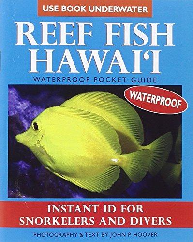 Read Online Reef Fish Hawaii: Waterproof Pocket Guide ebook