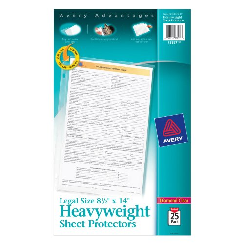 73897 Top Load Polypropylene Protector AVE73897