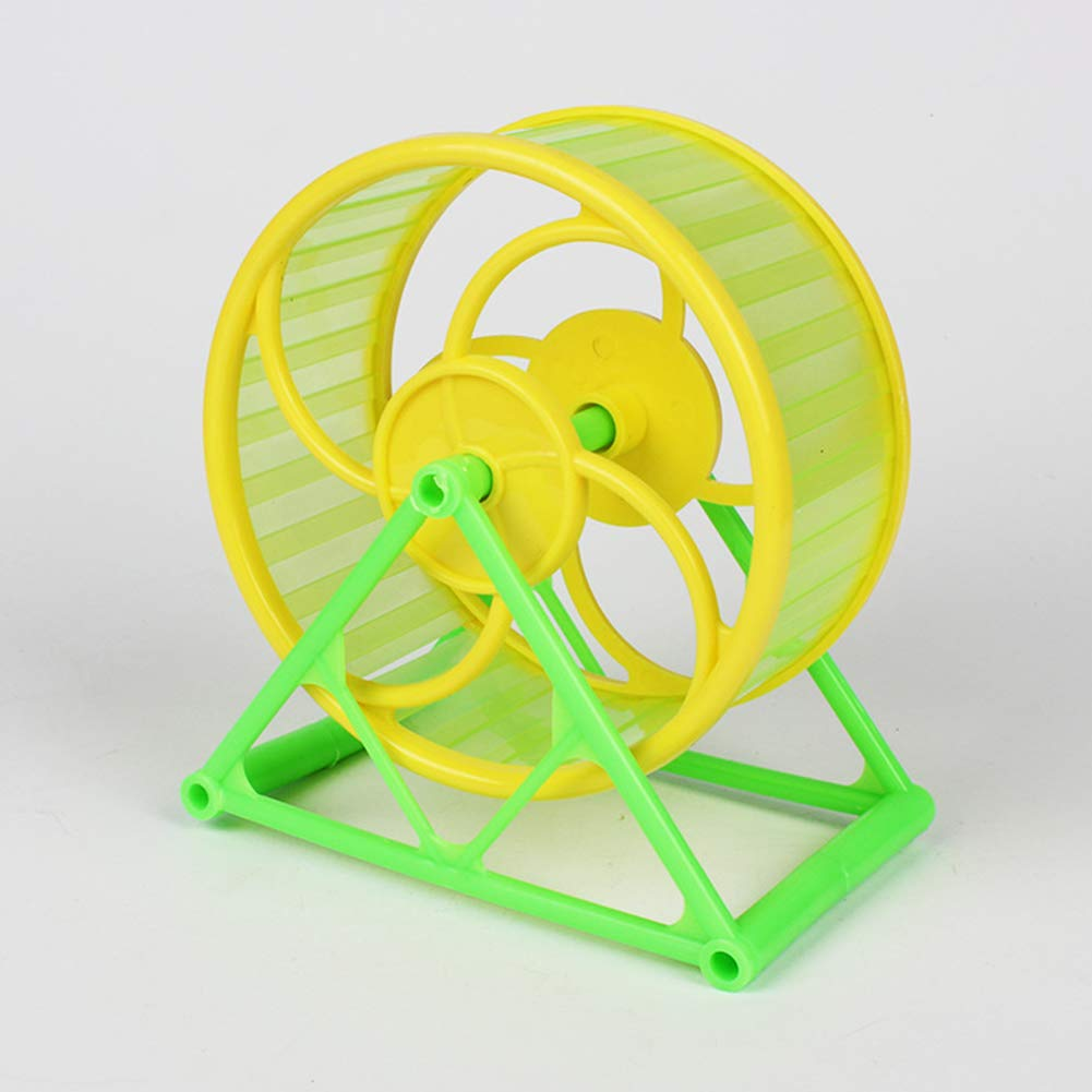 Running Wheel with Stand Toy for Pet Hamster Sporting Goods d1HhgJ Pet Trimmer Wheel