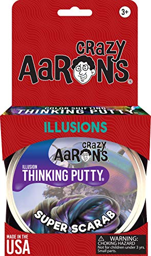 Crazy Aaron's Thinking Putty - Super Illusions - Super Scarab by Crazy Aaron's (Image #4)