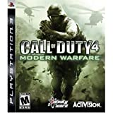 Ps3 Call of Duty 4 Modern Warfare