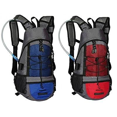 15L Cycling Bike Water Bag Backpack Shoulder Bag Sport Hiking