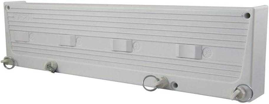 Cuncial TZ-S-4 4 hilos Tendedero de ropa autom/ático