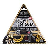 Key Ninja - Organize Up To 30 Keys, Dual LED Lights, Built In Bottle Opener (NOW IMPROVED)