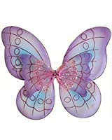 Purple Butterfly Costume Dress-up Wings By Cc