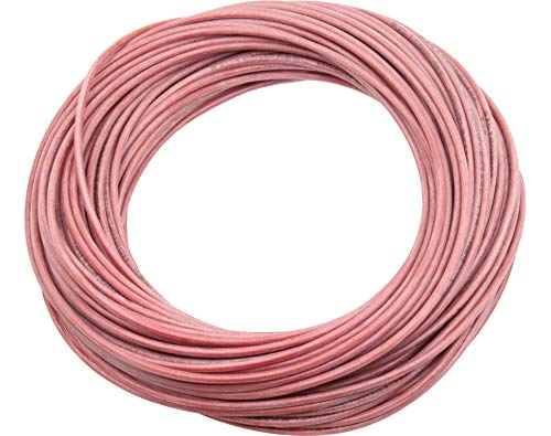 Donau Elektronik Silicone Wire 10 m Dia. 6,0 red