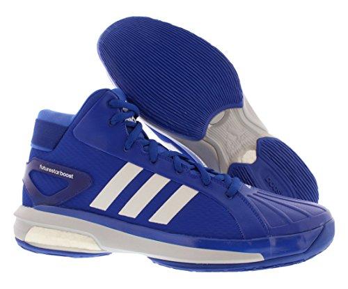 Scarpe Da Basket Adidas Sm Futurestar Boost Blu / Bianche