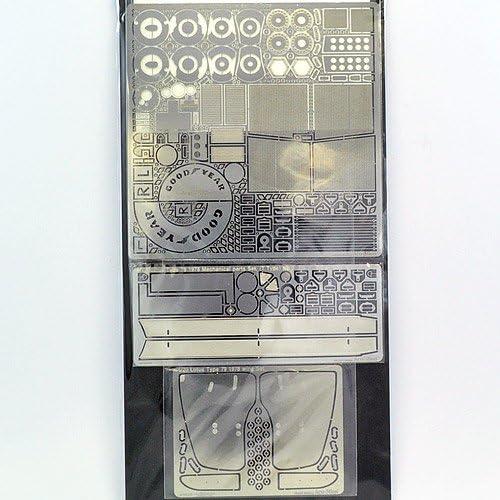 【Acu・Stion/アクステオン】1/20 ロータス タイプ79 1978 メカニカルパーツ&ウィングセット ※タミヤ用