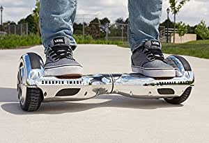PTX Performance Products USA Sharper Image UL Certified Hoverboard - Matte Black
