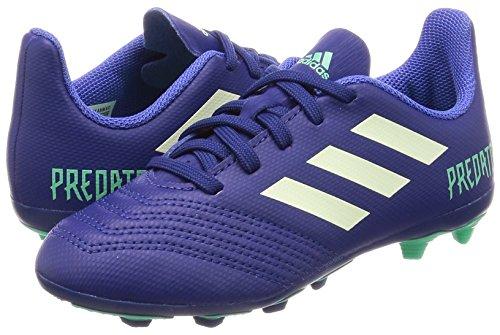 001 Adidas 4 Mehrfarbig Jr Chaussures indigo Predator Cp9242 De Adulte Foot Fxg Unisexe 18 6rBOnU6