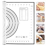 "Silicone Pastry Mat, 16"" x"
