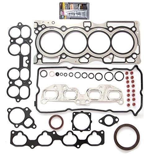 ROADFAR Cylinder Head Gasket Set Kit for Nissan Altima Sentra 2.5L 02 03 04 05 06