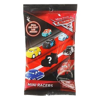 Disney Pixar Cars 3 Real Diecast Mini Racers Purple Ramone Sealed Bag: Everything Else