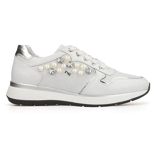 Baúl De Descuento Camper Sneaker Donna amazon-shoes bianco Primavera Suministro De Venta Colecciones Venta Online Ver P7wA6T