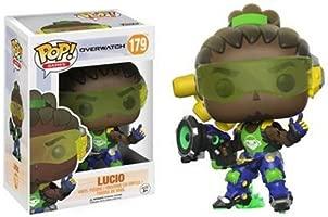 Funko Overwatch Lucio Figura de Vinilo, Multicolor (13088)