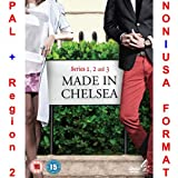 Made in Chelsea - Series 1-3 Collection (Original Uncut British Version) [NON-U.S.A. FORMAT: PAL + REGION 2 + U.K. IMPORT] (Seasons 1+2+3) by Francis Boulle