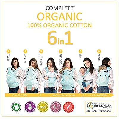 Lillebaby COMPLETE Organic by Lillebaby