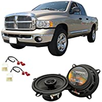 Fits Dodge Ram Truck 1500 2002-2008 Rear Factory Replacement Harmony HA-R5 Speakers New