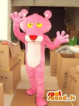 Mascota SpotSound Amazon personalizable pantera rosa: Amazon.es ...