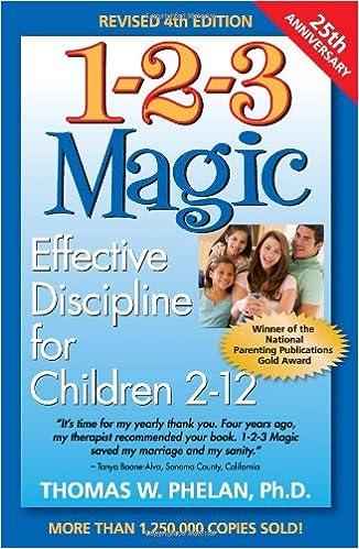 1-2-3 Magic: Effective Discipline for Children 2–12: Thomas W. Phelan:  8601200863352: Amazon.com: Books