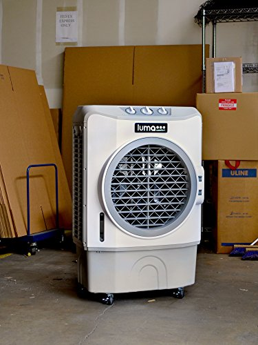 Luma Comfort EC220W High Power 1650 CFM Evaporative Cooler with 650 Square Foot Cooling by Luma Comfort (Image #3)