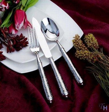 Ricci Argentieri Leopardo 2- Piece Salad Serving Set