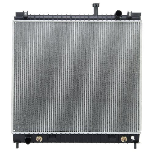 06 nissan titan radiator - 2